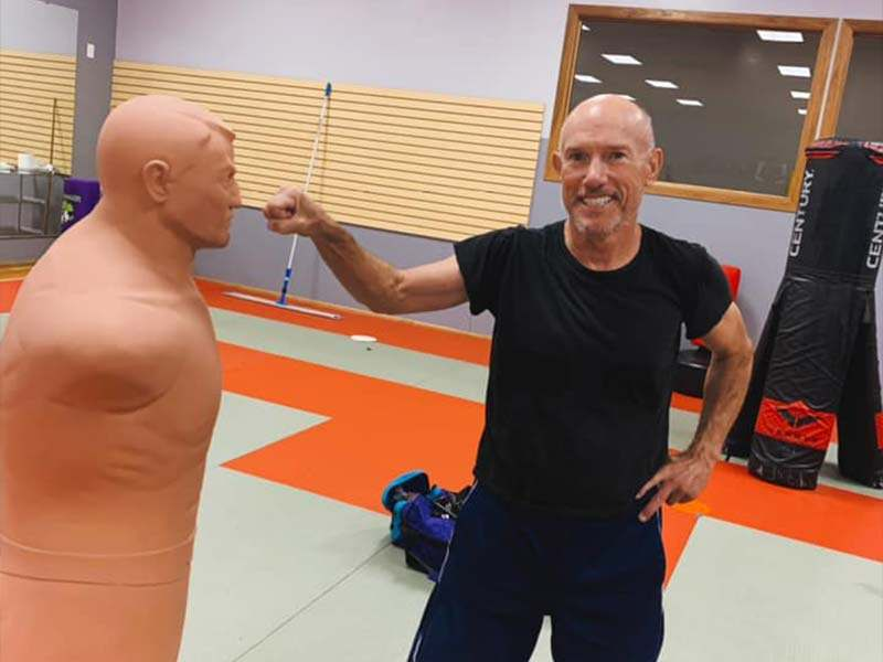 adult martial arts lessons in littleton