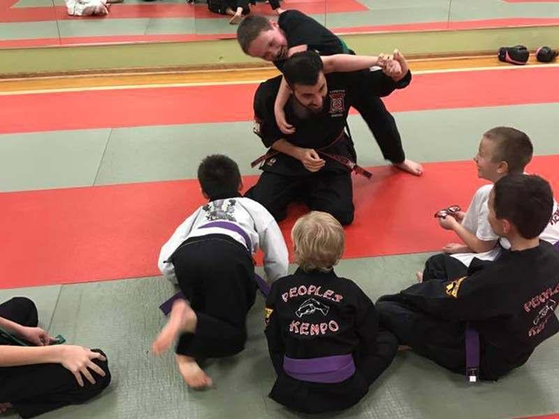 kids martial arts in littleton
