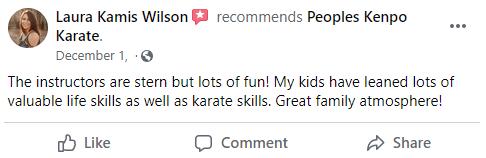 Kids3, Peoples Kenpo Karate Littleton CO