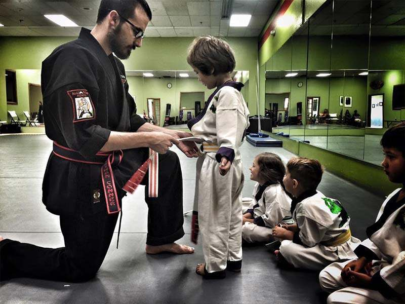 preschool martial arts lessons in littleton
