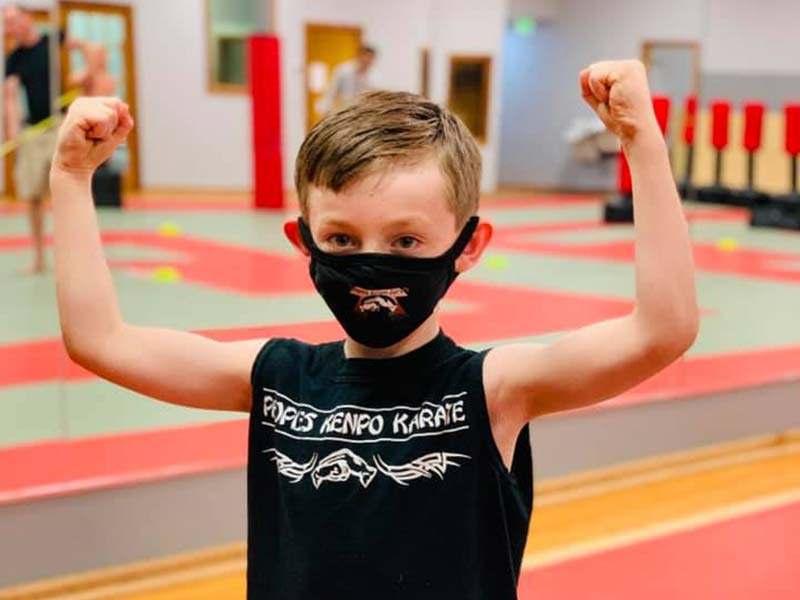 preschool martial arts classes in littleton
